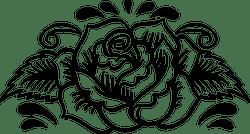 Rosy Flourish