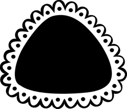 Triangular Doily