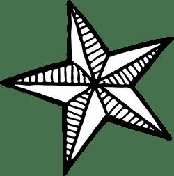 Shaded Star